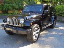 2017 Jeep Wrangler Unlimited Sahara  - Bluetooth - $292.20 B/W