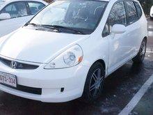 2008 Honda Fit Power Windows+Doors+Steering! GUARANTEED APPROVAL!