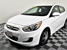 Hyundai Accent SE. Fuel Economy. Low Kilometers. 2017 Bas kilometrage