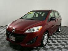 2012 Mazda Mazda5 GS. New brakes. New MVI.