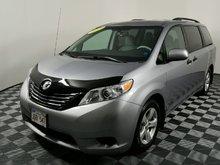 2013 Toyota Sienna SE. 7 passenger. Fuel efficient. 7 passenger, low kilometers