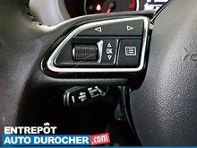 2016 Audi A3 2.0T Komfort AWD TOIT OUVRANT - Automatique - A/C - CUIR - Groupe Électrique - Sièges Chauffants