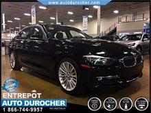 BMW 3 Series  2015