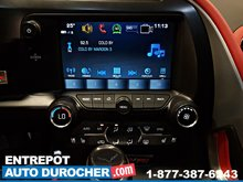 2019 Chevrolet Corvette Z06 3LZ Automatique - NAVIGATION - TOIT OUVRANT - - Sièges Chauffants et Ventilés - Caméra de Recul - Supercharged