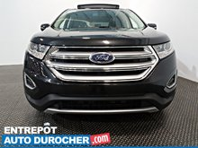 2015 Ford Edge SEL AWD NAVIGATION - Toit Ouvrant - A/C - Caméra de Recul - Sièges Chauffants