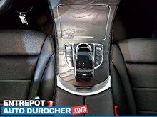 2016 Mercedes-Benz GLC GLC 300 4X4 NAVIGATION - Toit Ouvrant - A/C - Cuir - Caméra de Recul - Sièges Chauffants Avant et Arrière