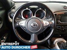 2016 Nissan Juke SV AIR CLIMATISÉ - Groupe Électrique - Sièges Chauffants - Caméra de Recul