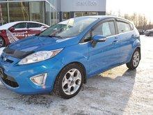 Ford Fiesta TITANIUM  CUIR  BLUETOOTH  HATCKBACK 2013