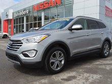 Hyundai Santa Fe XL FWD 7 PASSAGERS BLUETOOTH 2015