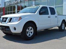 2013 Nissan Frontier SV 4X4 CREW-CAB AUTOMATIQUE