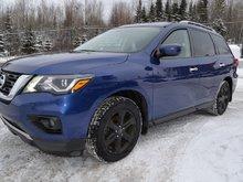 2017 Nissan Pathfinder SV  PNEUS D'HIVER INCLUS  CAMÉRA DE RECUL