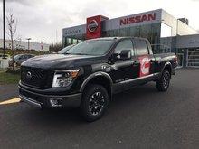 2017 Nissan Titan XD PRO-4X KUXURY