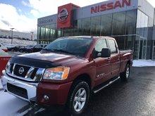 Nissan Titan SUPERBE TITAN  SV TOUT ÉQUIPÉ AVEC BOITE DE 7 PIED 2013