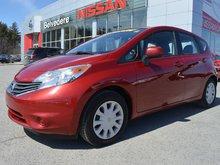 Nissan Versa Note SV AUTOMATIQUE AIR CLIMATISÉ BLUETOOTH 2014