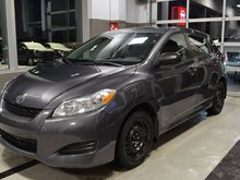 2014 Toyota Matrix PNEUS D'HIVER INCLUS!
