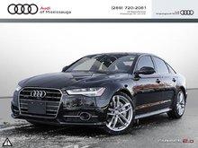 2017 Audi A6 3.0T Technik quattro 8sp Tiptronic