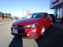 2017 Chevrolet Cruze LT w/Bose, Power Driver Seat, $138.25 B/W PUSH START, LOADED FEATURES