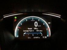 2018 Honda Civic Sedan LX w/backup cam, $161.65 B/W LIKE NEW