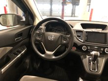 2016 Honda CR-V EX-L w/leather, power driver seat ONE LOCAL OWNER, NO ACCIDENT