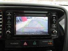 2016 Mitsubishi Outlander ES w/back up cam, sunroof, $150.68 B/W