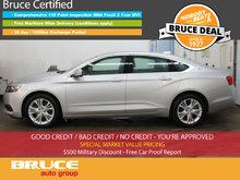 2015 Chevrolet Impala LT 3.6L 6 CYL AUTOMATIC FWD 4D SEDAN