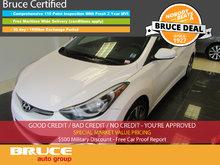 2015 Hyundai Elantra GLS 2.0L 4 CYL 6 SPD MANUAL FWD 4D SEDAN