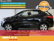 2013 Hyundai Tucson GL 2.4L 4 CYL AUTOMATIC FWD