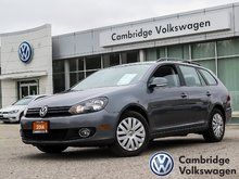 2014 Volkswagen Golf wagon 2.0 TDI Trendline DSG at w/ Tip