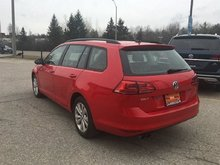 2017 Volkswagen Golf Sportwagen With Apple Car Play/Android Auto