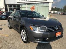 2015 Volkswagen Passat Comfortline 1.8T