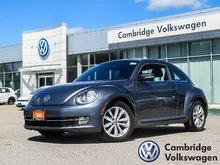 2013 Volkswagen The Beetle Highline TDI 6sp at w/ Tip