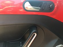 2014 Volkswagen The Beetle Highline With Panoramic Sunroof