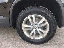 2014 Volkswagen Tiguan Trendline 6sp Rare Manual Transmission
