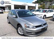 2015 Volkswagen Golf 3-Dr 1.8T Trendline 5sp