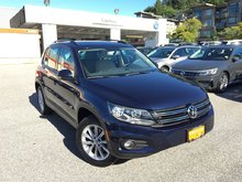 2015 Volkswagen Tiguan Comfortline 6sp at Tip 4M