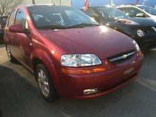 Chevrolet Aveo LT*AUTO*VENDU TEL QUEL* 2005