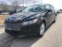 Ford Fusion SE*AUTO*MAG*AIR CLIM*BANCS CHAUFFANTS* 2015