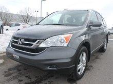 Honda CR-V AWD*EX-L*CUIR*TOIT*MAG*BANCS CHAUFFANTS* 2011