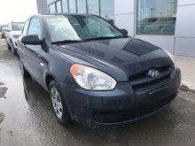 Hyundai Accent GL*AUTOMATIQUE*AIR CLIM*NOUVEAU+PHOTOS A VENIR* 2008