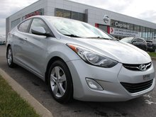 Hyundai Elantra GLS*AUTO*TOIT*MAG*A/C*BANCS CHAUFFANTS* 2013