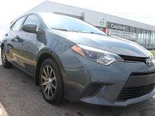 Toyota Corolla AUTOMATIQUE*CE*AIR CLIM*MAG* 2014
