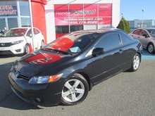 Honda Civic LX-SR + TOIT OUVRANT + MAGS 2008 FREINS NEUFS!