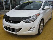 Hyundai Elantra Limited navigation 2012 ** GPS / Caméra de recul **