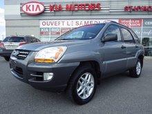 Kia Sportage LX V6 ** GR ÉLECTRIQUE + A/C 2007