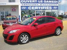 Mazda Mazda3 GX ** Une seule propriétaire ** 2011