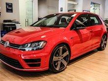 2017 Volkswagen Golf R None