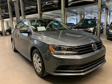 Volkswagen Jetta Sedan TRENDLINE PLUS + 1.4TSI 2016