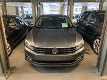 2017 Volkswagen Passat Comfortline (CERTIFIED)