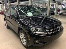 Volkswagen Tiguan Wolfsburg Edition (CLEAN) 2017