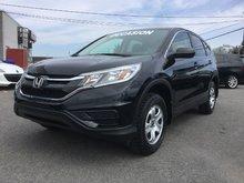 Honda CR-V LX, AWD, SIEGES CHAUFFANTS, CAMERA, BLUETOOTH,MAGS 2015 JAMAIS ACCIDENTÉ, UN SEUL PROPRIÉTAIRE